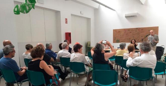Poesía en el Bulevar, 15 de junio, presentación de Guadalupe Grande y María Ángeles Maeso